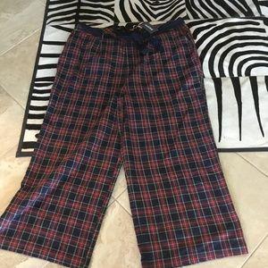 Modcloth plaid retro pants 3x New